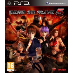 DEAD OR ALIVE 5 PS3 FR OCCASION