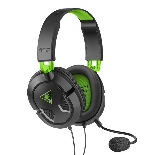 CASQUE TURTLE BEACH EARFORCE RECON 50X XBOX ONE / PS4 / PC EURO NEW