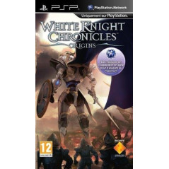 WHITE KNIGHT CHRONICLES ORIGINS PSP FR OCCASION