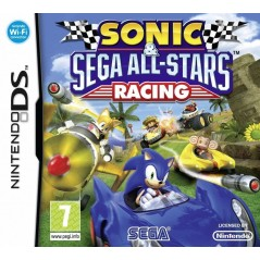 SONIC & SEGA ALL STARS RACING NDS FR OCCASION