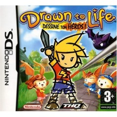 DRAWN TO LIFE DESSINE TON HEROS NDS FRA OCCASION