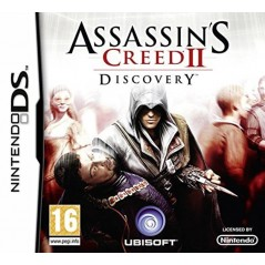 ASSASSIN'S CREED II DISCOVERY NDS FR OCCASION