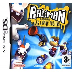 RAYMAN CONTRE LES LAPINS CRETINS NDS FRA OCCASION