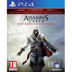 ASSASSIN S CREED THE EZIO COLLECTION PS4 FR NEW