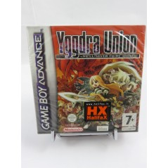 YGGDRA UNION GBA EURO UK / ITA NEW