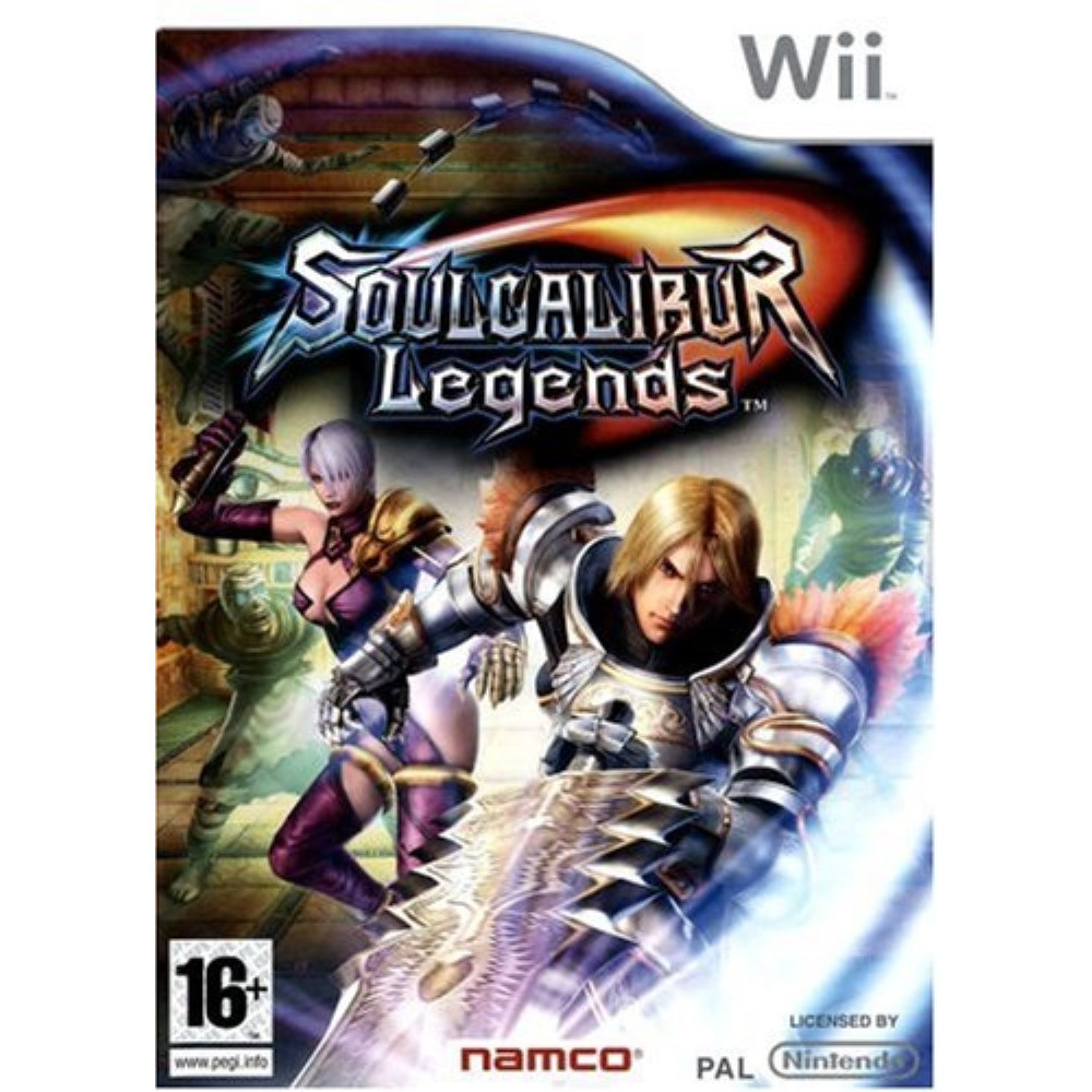 SOULCALIBUR LEGENDS WII PAL-FR OCCASION