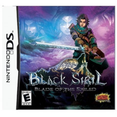 BLACK SIGIL BLADE OF THE EXILED NDS USA OCCASION