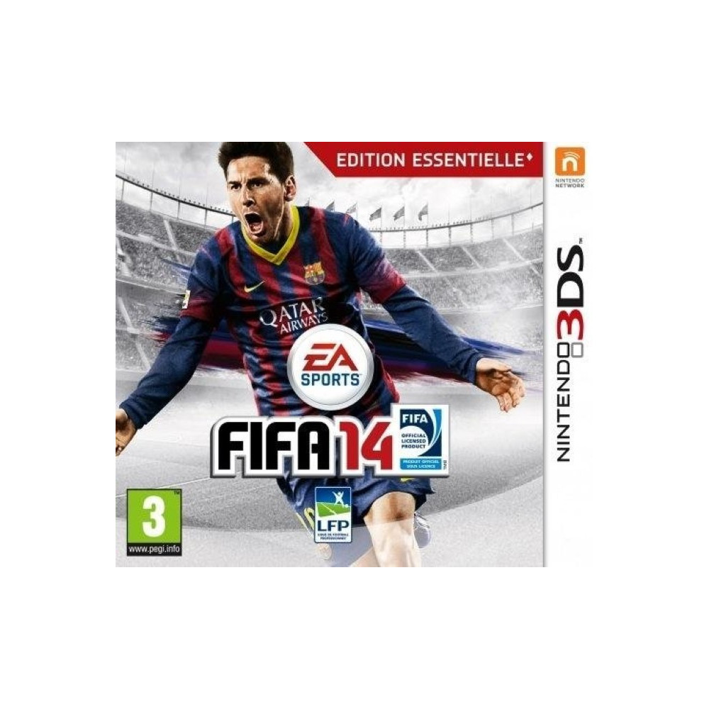 FIFA 14 3DS FR OCCASION