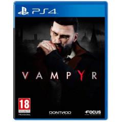 VAMPYR PS4 FR OCCASION