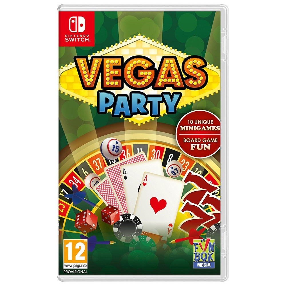 VEGAS PARTY SWITCH FR NEW