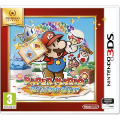 PAPER MARIO STICKER STAR NINTENDO SELECTS 3DS FR OCCASION