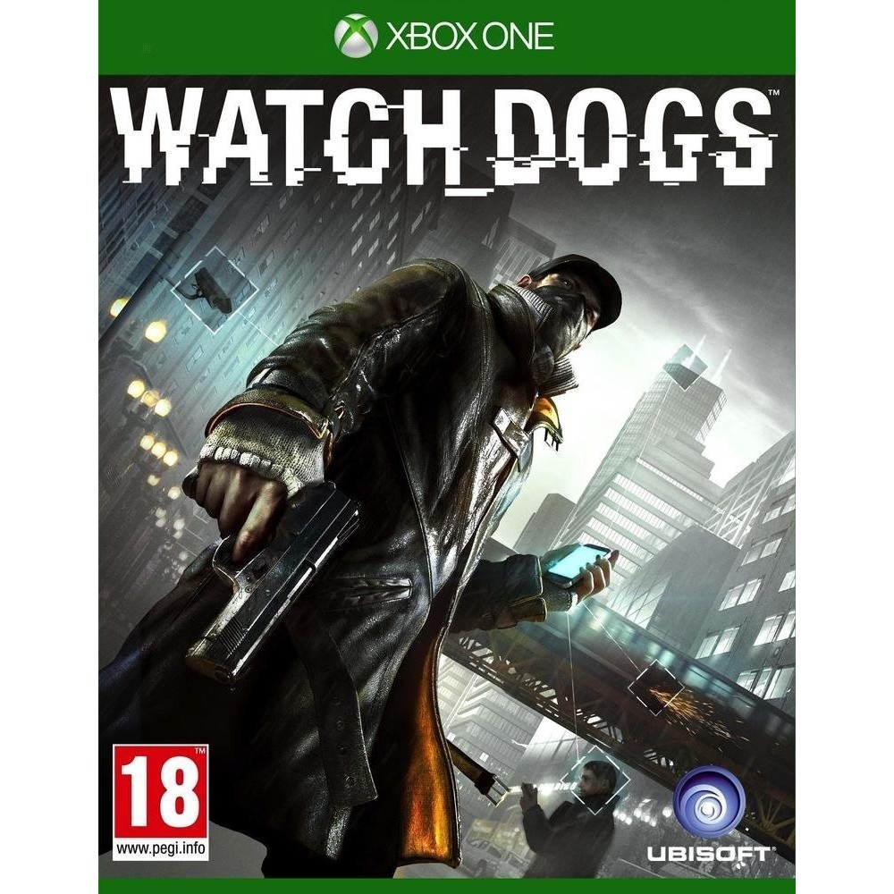 WATCH DOGS XBOX ONE FR OCCASION