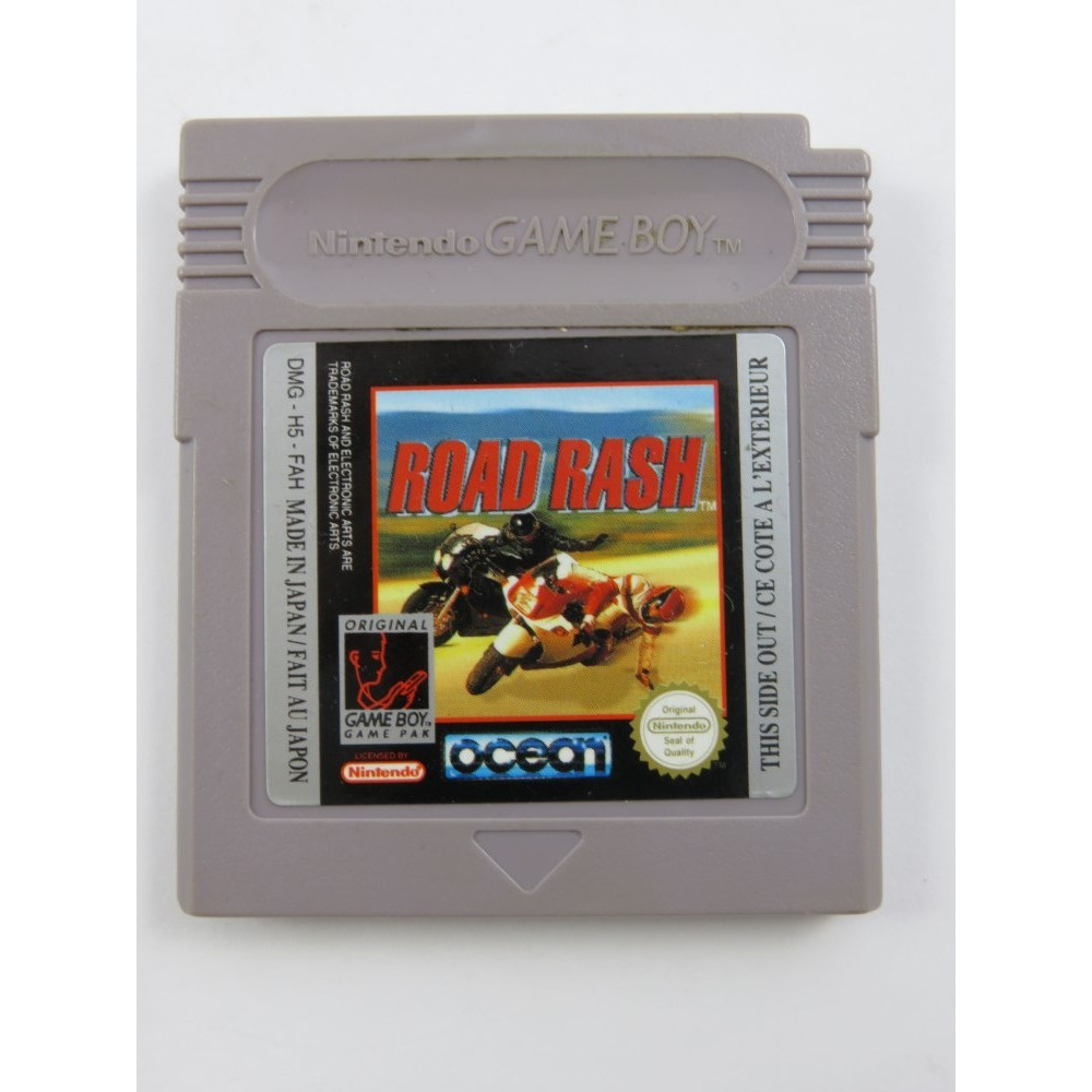 ROAD RASH GAMEBOY FAH LOOSE (ETAT B)