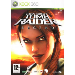 TOMB RAIDER LEGEND XBOX 360 PAL-FR OCCASION