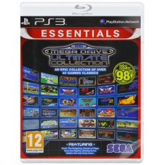 SEGA MEGADRIVE ULTIMATE COLLECTION ESSENTIALS PS3 UK NEW