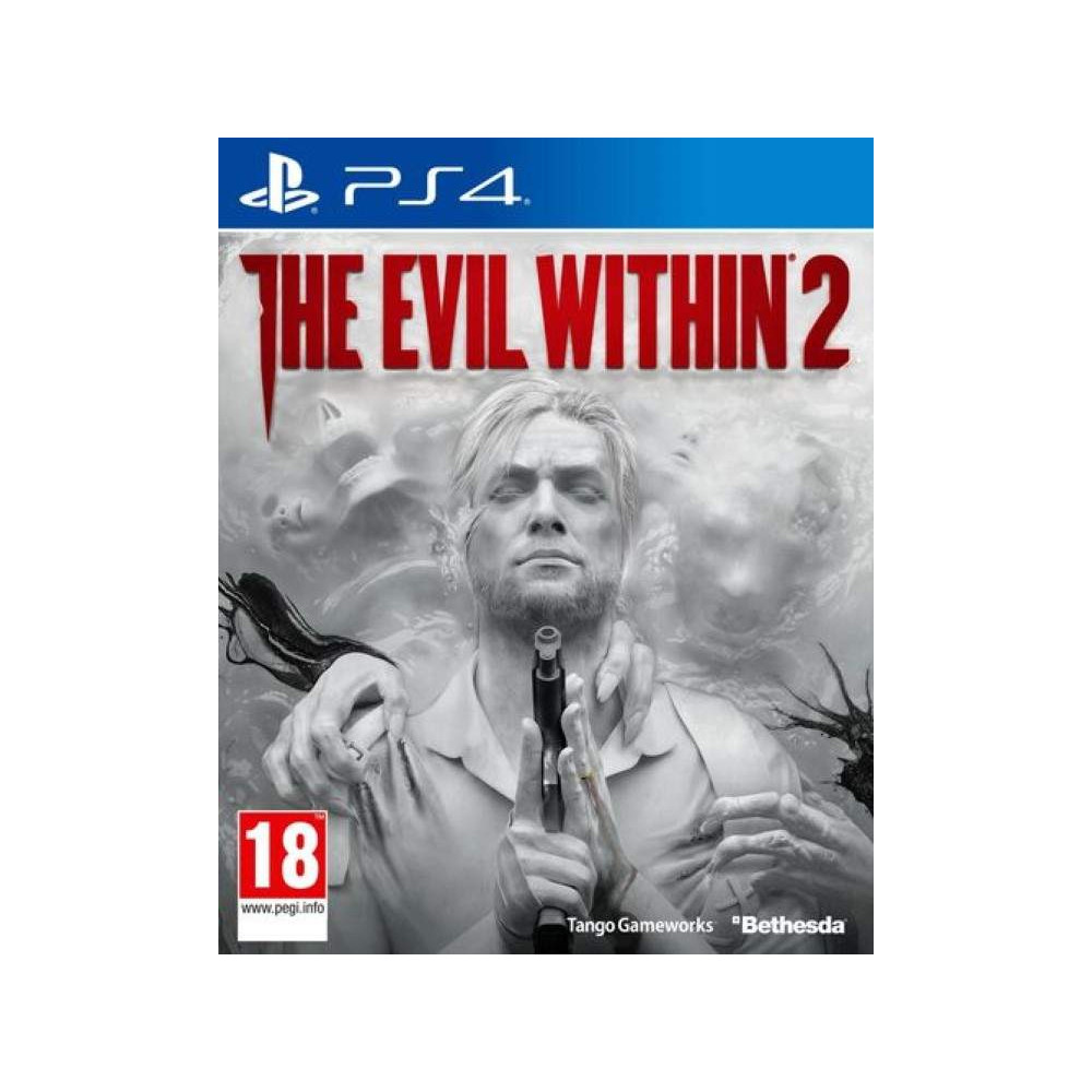 THE EVIL WITHIN 2 PS4 UK OCCASION