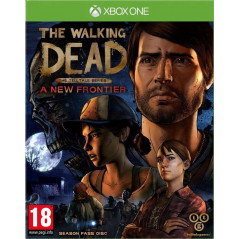 THE WALKING DEAD TELLTALE SERIES A NEW FRONTIER XBOX ONE FRANCAIS OCCASION