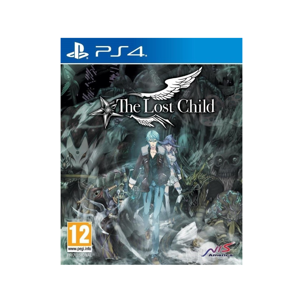 THE LOST CHILD PS4 UK NEW