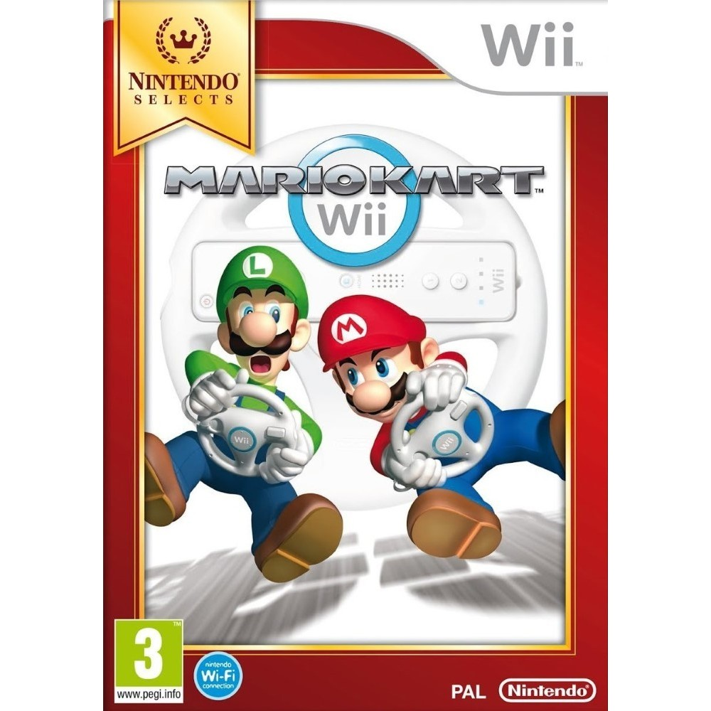 MARIO KART WII PAL UK NEW