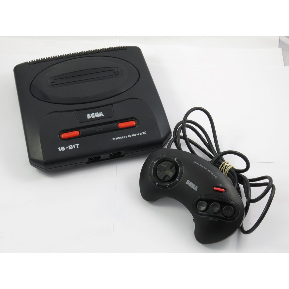 CONSOLE MEGADRIVE II PAL-EURO OCCASION