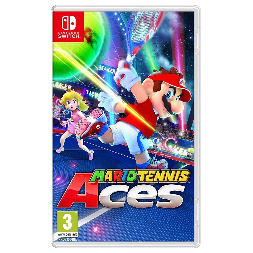 MARIO TENNIS ACES SWITCH PAL FR NEW