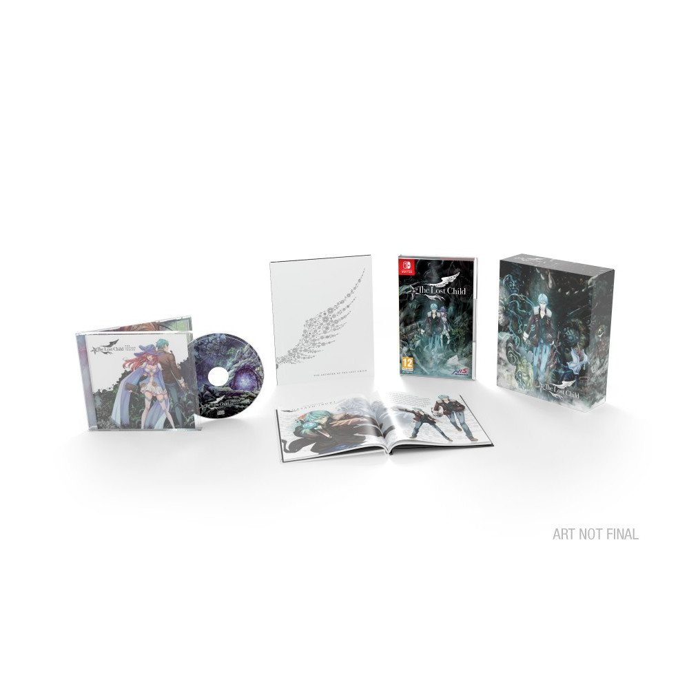 THE LOST CHILD LIMITED SWITCH FR NEW
