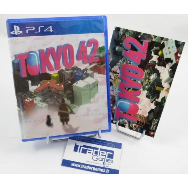 TOKYO 42 PS4 UK NEW