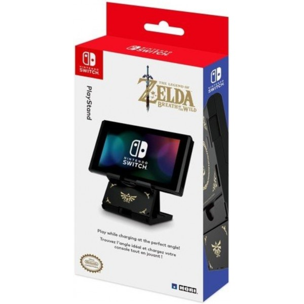 SUPPORT PLAYSTAND HORI ZELDA SWITCH EURO NEW