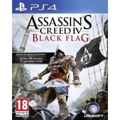 ASSASSIN S CREED IV BLACK FLAG PS4 FR NEW