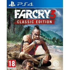 FARCRY 3 CLASSIC EDITION PS4 FR NEW