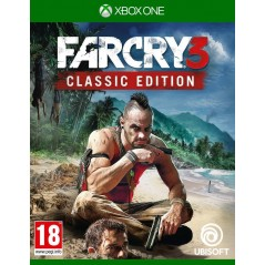FARCRY 3 CLASSIC EDITION XBOX ONE FR NEW