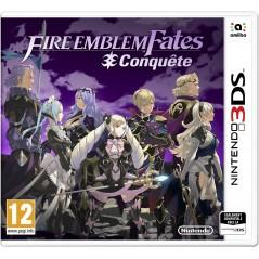 FIRE EMBLEM FATES CONQUEST 3DS ANGLAIS OCCASION