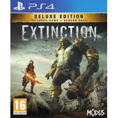 EXTINCTION EDITION DELUXE PS4 FR OCCASION