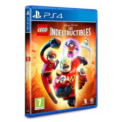 LEGO LES INDESTRUCTIBLES PS4 FR NEW
