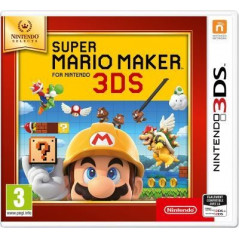 SUPER MARIO MAKER NINTENDO SELECTS 3DS FR NEW