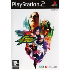 THE KING OF FIGHTERS XI PS2 PAL-FR NEW