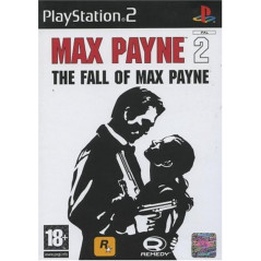 MAX PAYNE 2 PS2 PAL-FR OCCASION