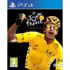 LE TOUR DE FRANCE 2018 PS4 FR NEW