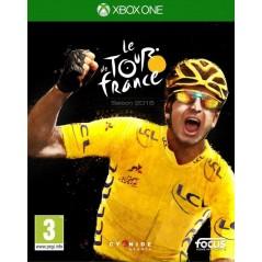 LE TOUR DE FRANCE 2018 XBOX ONE FR NEW