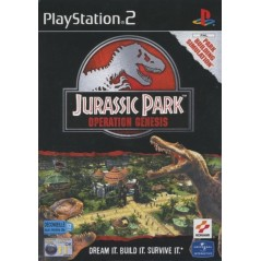 JURASSIC PARK OPERATION GENESIS PS2 PAL-EURO OCCASION (ETAT B)