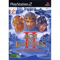 AGE OF EMPIRES 2 PS2 PAL-FR OCCASION