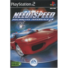 NEED FOR SPEED PURSUITE PS2 PAL-FR OCCASION