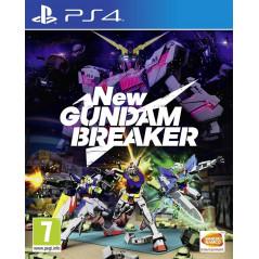 NEW GUNDAM BREAKER PS4 UK OCCASION
