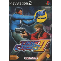 TIME CRISIS 2 PS2 PAL-FR OCCASION (ETAT B)