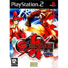 GUILTY GEAR X2 RELOAD PS2 PAL-EURO OCCASION (ETAT B)