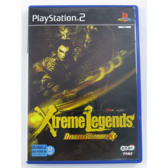 XTREME LEGENDS DYNASTY WARRIORS 3 PS2 PAL-FR OCCASION