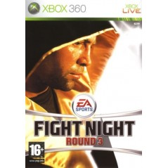 FIGHT NIGHT ROUND 3 XBOX 360 PAL FR OCCASION