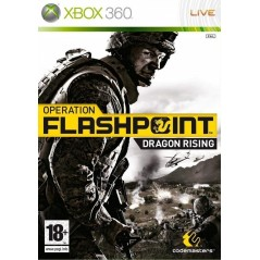 OPERATION FLASHPOINT DRAGON RISING XBOX 360 PAL-FR OCCASION