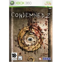 CONDEMNED 2 XBOX 360 PAL-FR OCCASION