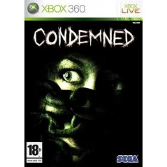 CONDEMNED XBOX 360 PAL-FR OCCASION